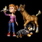 Meine Tierpension 3D – Tapsige Tierbabys