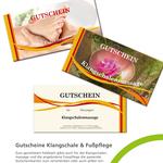 Klangschalenmassage & Fusspflege Gutschein Sonja W.