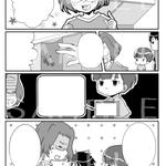 二次創作漫画:1