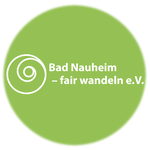 Verein Bad Nauheim - fair wandeln e.V., Logo: Werbeagentur four aces, Bad Nauheim