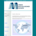 Website-Start für den Verein Bad Nauheimer Museen