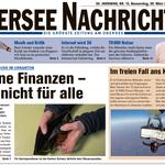 Obersee Nachrichten: Artikel zum KMU Forum Rapperswil