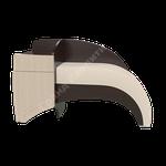 Артикул: 2-41  Размер: 1110*380*700Н Венге