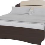 НАОМИ 4-1807 Кровать 160 без осн. Размер:  1690*2050*850Н