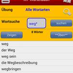 Wörterbuch von A bis Z
