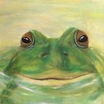 groene kikker for sale