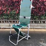 アシストストレッチャー 椅子型担架