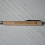 Unsere individuell gravierten Kugelschreiber