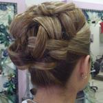 peinado para mama novia puebla