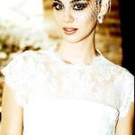 Vestido para novia Alejandra de Coss