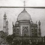 タージマハール / Taj Mahal.