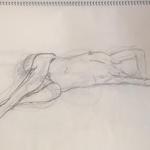10分間デッサン / 10minute sketch.