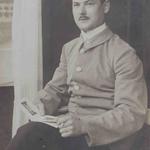 Hermann Draake, ca. 1914