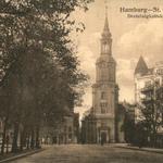 Cäcilie Frieda Wilhelmine Herrmann wurde im Februar 1878 in der Dreieinigkeitskirche in Hamburg St. Georg getauft.