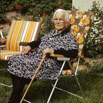 Marie Neinaß in Wismar, 70er Jahre