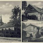 Ansichten von Großenhagen in den 30er Jahren