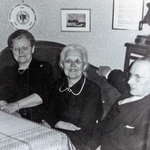 Helene Neinaß, geb. Röpnack, Marie und Richard Neinaß