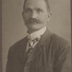 Karl Friedrich Neitsch um 1900.