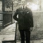Kurt Neitsch 1916 in Dorna.
