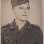 Kurt Neinaß als Wehrmachtssoldat
