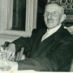 Karl Friedrich Neinaß 1958 zur Hochzeit in Retschow