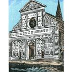 フィレンツェ・サンタ・マリア・ノヴェツラ聖堂