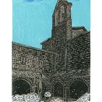 アッシジ・サン・ダミアーノ小教会