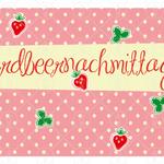 Clipart Erdbeeren