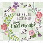 Einladung zum Café im Garten