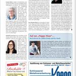 Pressemeldung es Heftche, Ausgabe Mai 2017, Happy Hour, Donnerstags 19-20 Uhr, Eiscafé Venezia Neunkirchen