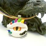 Regenbogen-Drachenauge