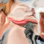 Christiane Peschek, o.T., UV-Druck, Aceton auf Alu-Dibond, Auflage: 1+1 AP, 83x117,5cm
