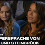 Caroline bei Stefan Raab in der Politshow: Absolute Mehrheit/Kanzlerduell