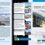 Faltblatt vom Mön Turistbureau I