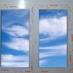 Kunststofffenster Muster