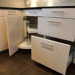 Küche mit individueller Einteilung