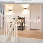 Website Architekt Alexander Wenzel