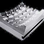 Formenbau (5-Achs-Simultanfräsen, Freiformfläche, Modellbau)