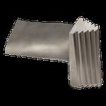 Turbinenschaufel Herstellung (Tannenbaumprofil, Turbolader, Verdichter, Gasturbine, Energietechnik)