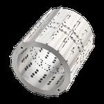 Trommel (Zigarettenindustrie, Aluminium, Präzisionsfrästeil)