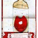 BESOS /// textos de Txabi Arnal Gil ilustraciones de Julio Antonio Blasco, Sr. López editado por Pintar-Pintar, 2010 segunda edición, 2011