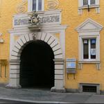 Hofeingang