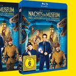 Nacht im Museum 3 - Das Geheimnisvolle Grabmal - Ben Stiller - 20th Century Fox - kulturmaterial