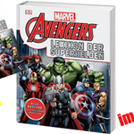 Marvel Avengers - Lexikon der Superhelden - DorlingKindersley - kulturmaterial