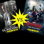 Avengers: Age Of Ultron - Marvel Disney - vs - Ex Machina - Universal - kulturmaterial