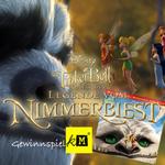 Tinkerbell und die Legende vom Nimmerbiest - Disney - kulturmaterial