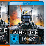 Chappie Bluray DVD - Sony - kulturmaterial