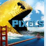 Pixels - Adam Sandler - Kevin James - Sony - kulturmaterial