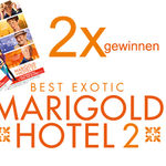 Best Exotic Marigold Hotel 2 - 20th Century Fox - kulturmaterial