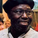 Ousseynou Sarr  (1949-2006)  pc Harpillard